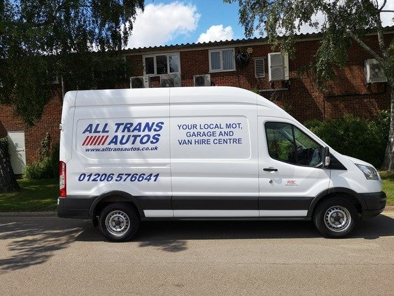 Panel Van LWB for hire