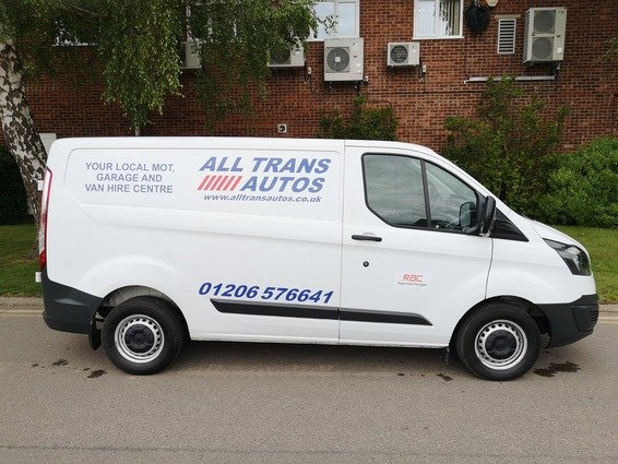 Panel Van SWB for hire