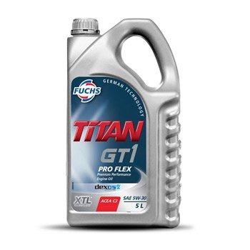 TITAN GT1 PRO FLEX SAE 5W