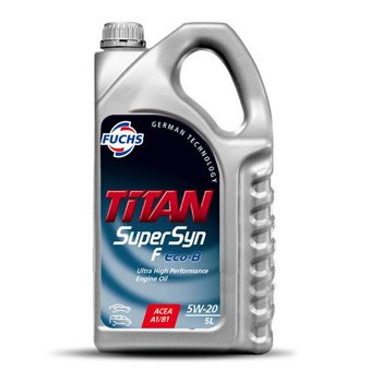 TITAN SUPERSYN F ECO B SAE 5W 20