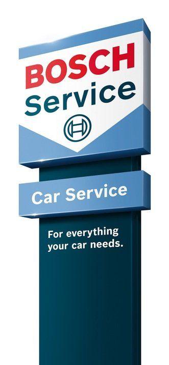 Bosch Car Service Garage Colchester