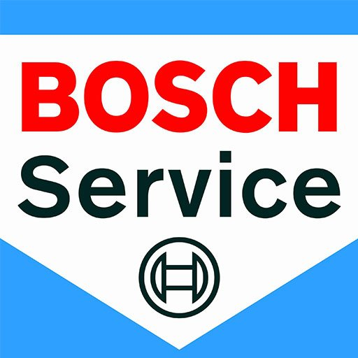 bosch car service partner logo