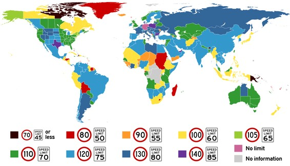 eu speeding laws