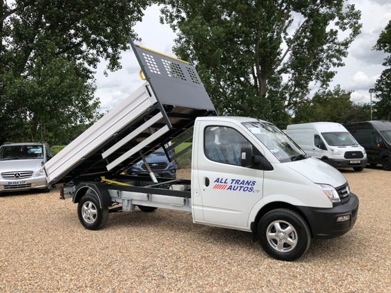 Tipper For Hire