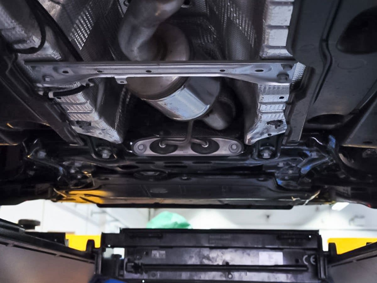 car exhaust service