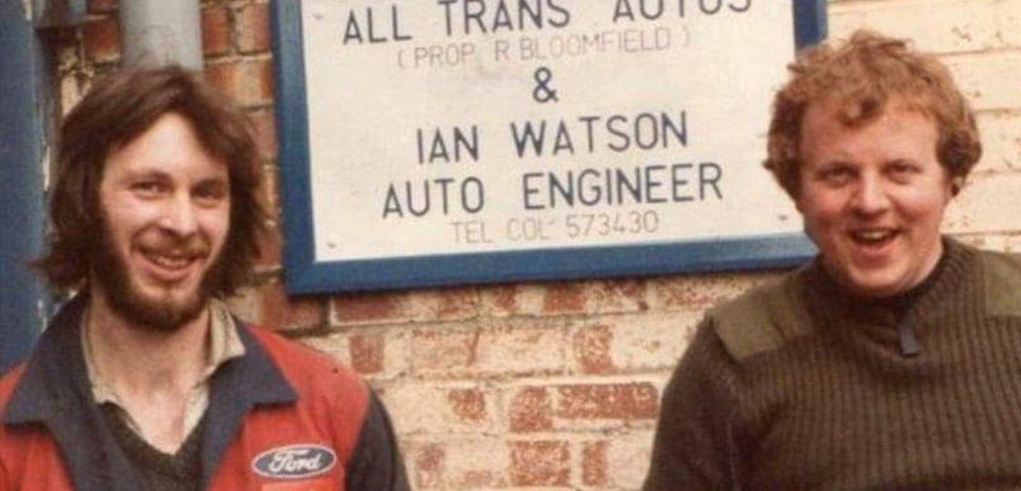 All Trans Autos 40TH Birthday